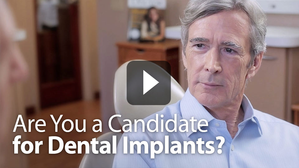 Are you a candidate for Dental Implants?